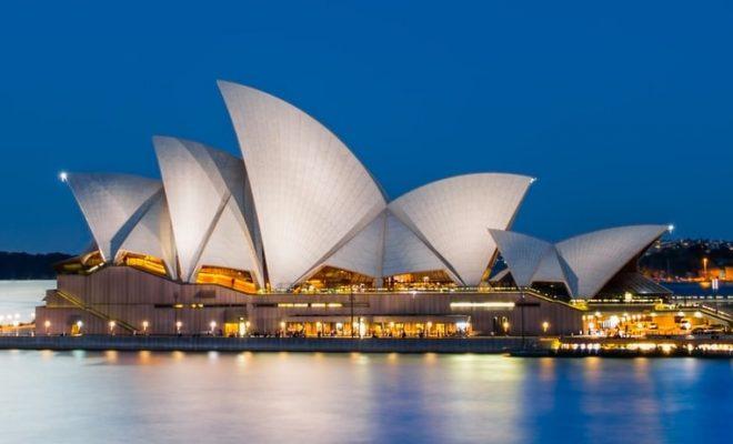 Australia's Economy Grew Before Strict Lockdowns Went into Effect